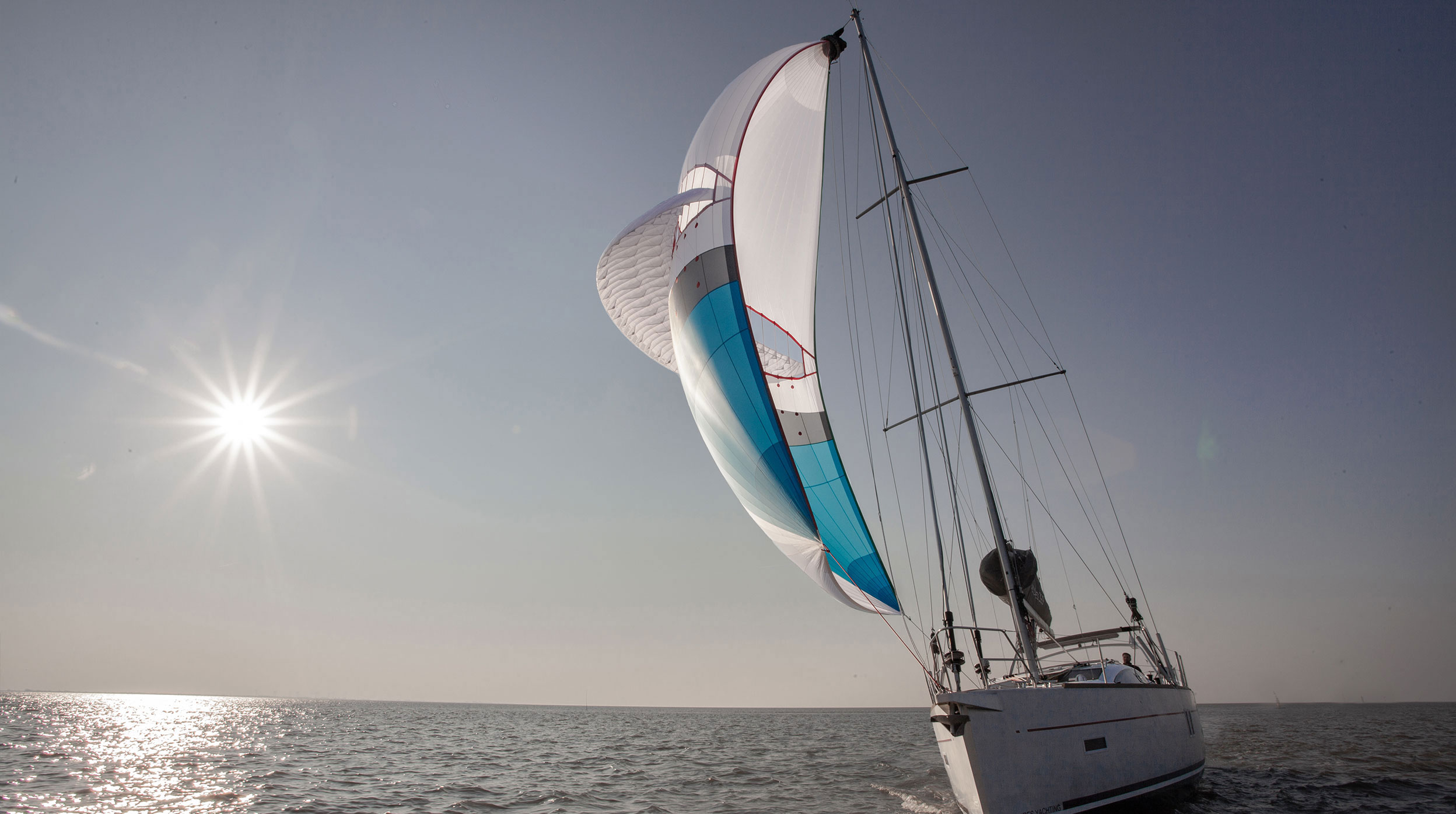 bora long distance sail