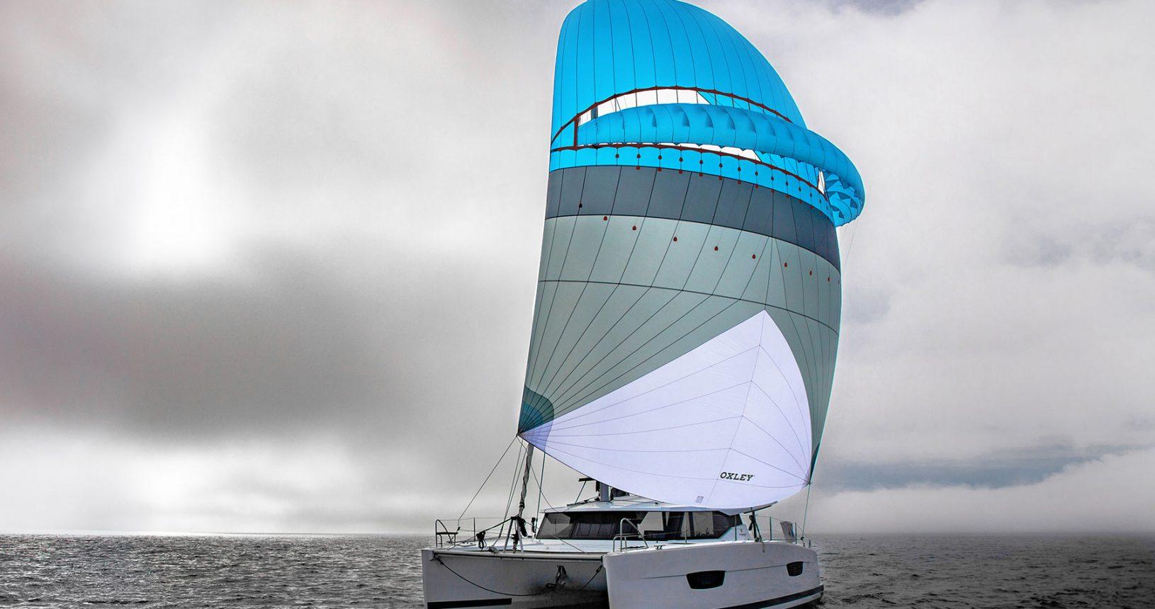 levante sailing