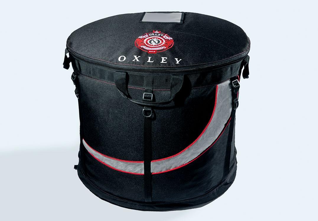 OXLEY Carbon Bergeschlauch Segeltasche