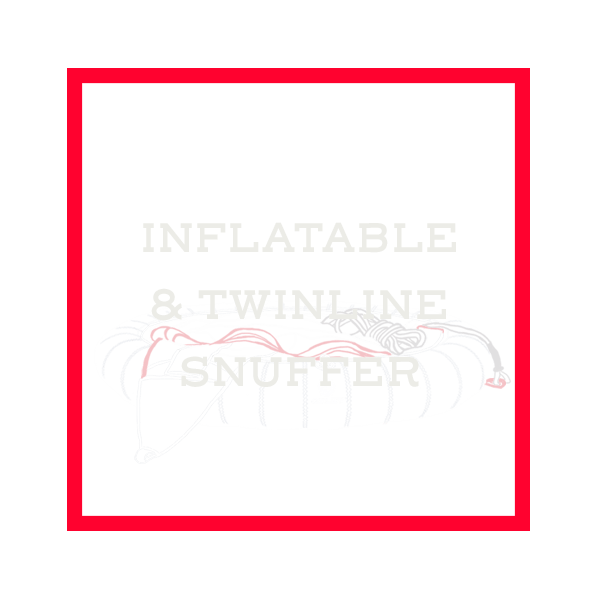 inflatable snuffer